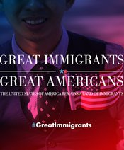 2018 Great Immigrants Great Americans Banner - Instagram Banner 2