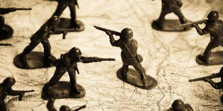 The Paradox of Human Warfare Explained