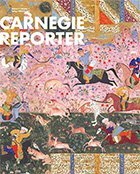 Carnegie Reporter Cover Vol. 9/No. 1