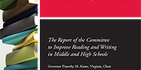 A Critical Mission: Making Adolescent Reading an Immediate Priority in SREB States