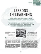Lessons in Learning. Building Africa's Capacity in the Basic Sciences
